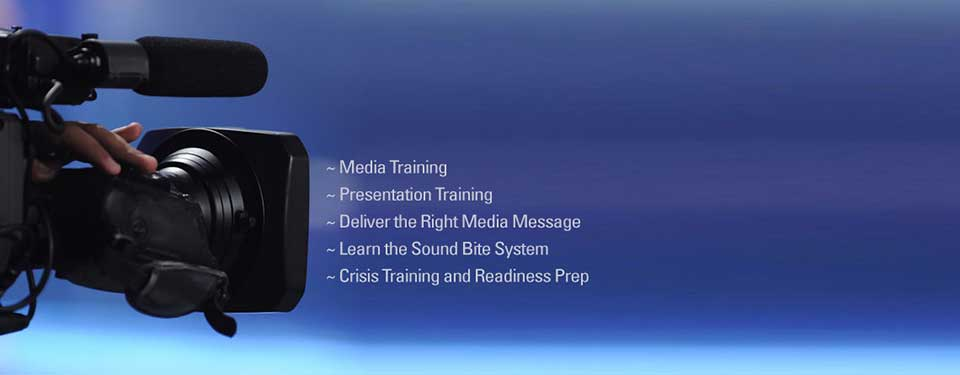 Media Training Crash Course
