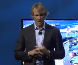 Michael Bay – Media Training / Presentation Training ?