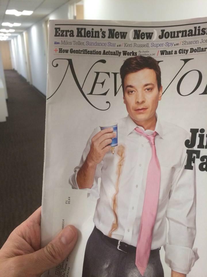 Jimmy Fallon - Media Training