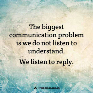 Communication Problems – Presentation Skills