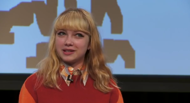 Strong Female Speakers - 15 year old Tavi Gevinson