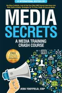 Media Training Is Not Just About a Reporter Interviewing You . . . It's So Much More