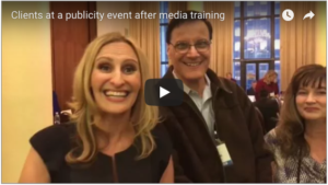 Days After Media Training – How it Worked