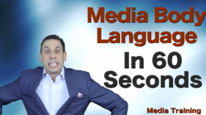 media training body language